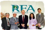 Visiting RFA office in D.C.